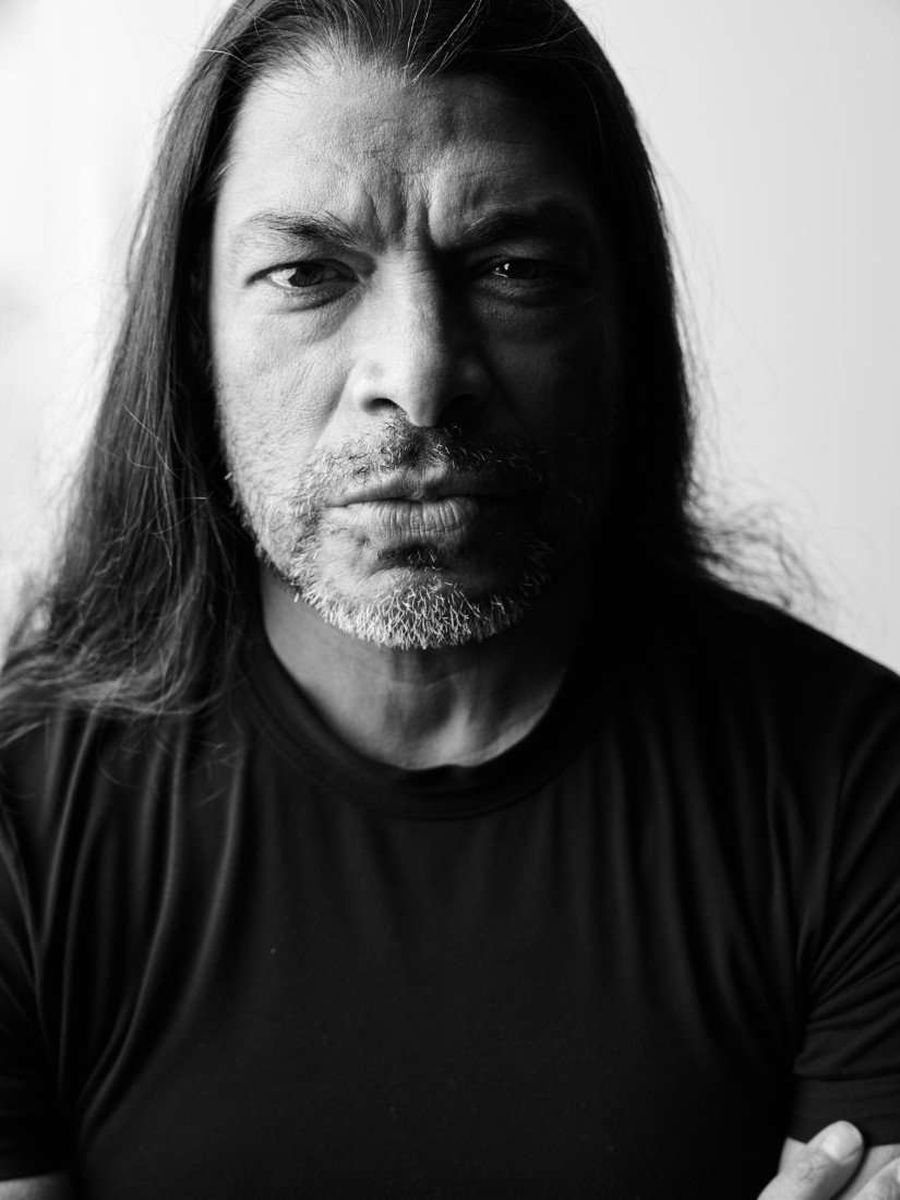 Bassist of Metallica Rob Trujilo